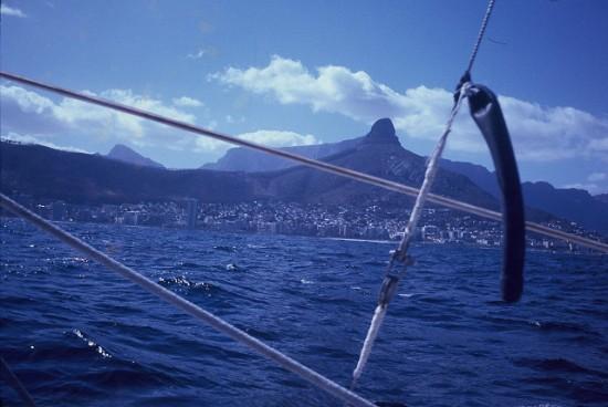 Cape Town to Australia
